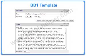 SBI Blockbuilder 1 template
