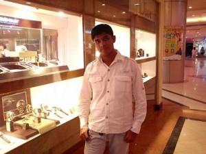 Meet Mohammed Rilwan