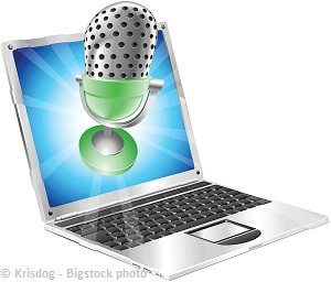 screen recording concept