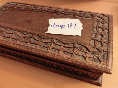 a handy box to do loads of stuff