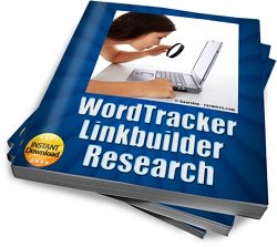 wordtracker linkbuilder research ebook