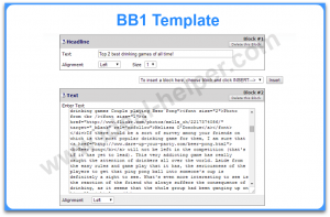 SBI Blockbuilder 1 template