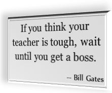 Bill Gates famous quotation