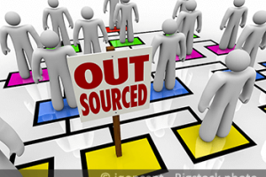 What is outsourcing?  <br /> Why is it useful to you?