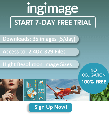 Sign up and get 35 free images