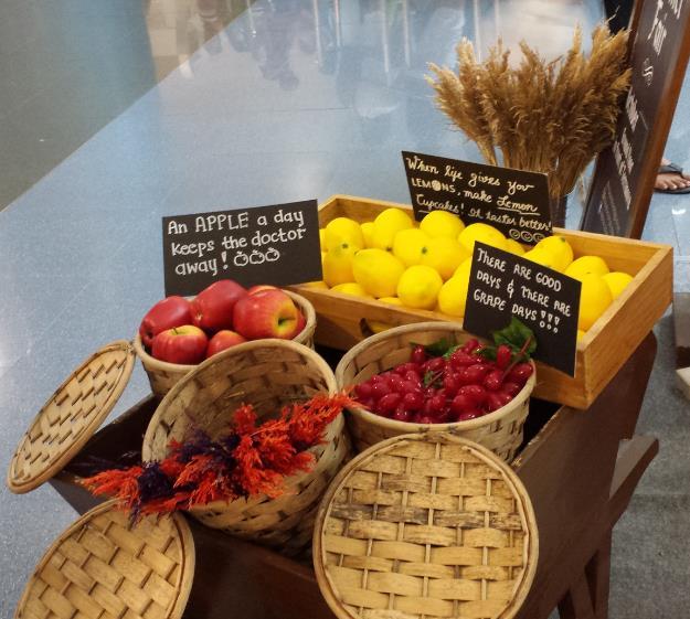 Philippines Fruit Basket