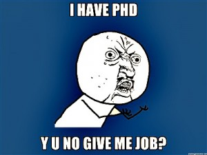 Y U No Give Me Job Meme Rage Face