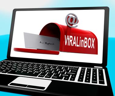 Viralinbox illustration
