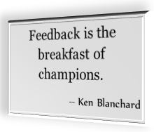Ken Blanchard's Famous quote