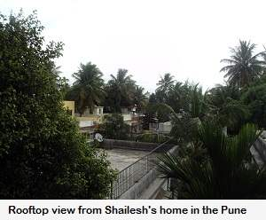 shailesh rooftop view