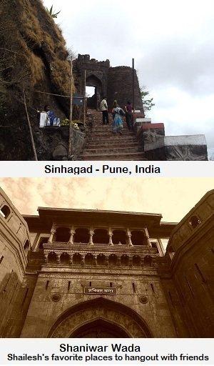 sinhagad shaniwar wada pune India