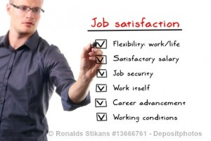 Explaining job satisfaction