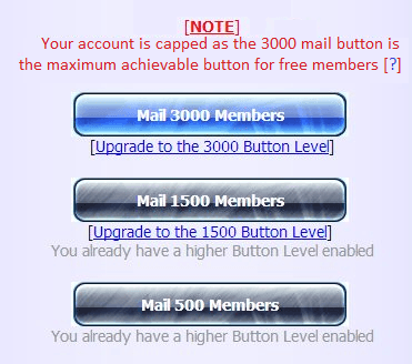With a free account you can send 3000 emails every five days