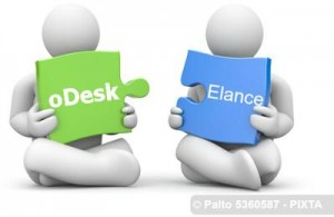 Elance and Odesk plan to merge. How will they call themselves? oLance or Edesk...?