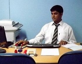 A freelance virtual assistant from the Sri Lanka