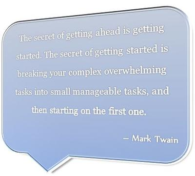 Famous Saying by Mark Twain